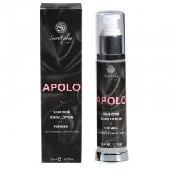 Lotion corporelle aux phéromones - Apolo - 50 ml 3667
