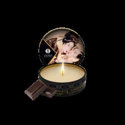 Mini bougie de massage - Excitation Chocolat enivrant